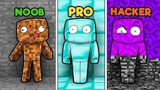 Video Minecraft - NOOB vs PRO VS HACKER - HIDE AND SEEK! MP3, 3GP, MP4, WEBM, AVI, FLV Juni 2019