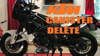 KTM 1190 1290 Canister Delete | Rottweiler Kit | Back in the Garage
