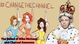The Ballad of Mike Michaud and Channel Awesome || Hamilton Parody (You'll Be Back)