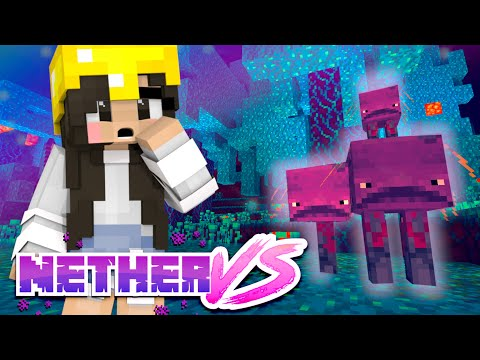 💙Making A Strider BABY! Minecraft 1.16 NetherVS Ep.3