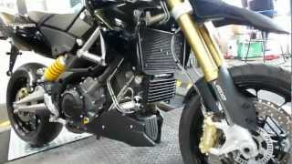 8. Aprilia Dorsoduro 1200 130 Hp 240 Km/h 149 mph 2012 * see also Playlist