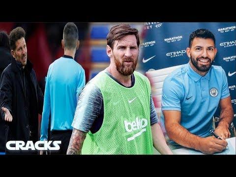 CHOLO: !Cuidado con el VAR! | KUN RENUEVA |  MESSI cambia de LOOK_Sport videók