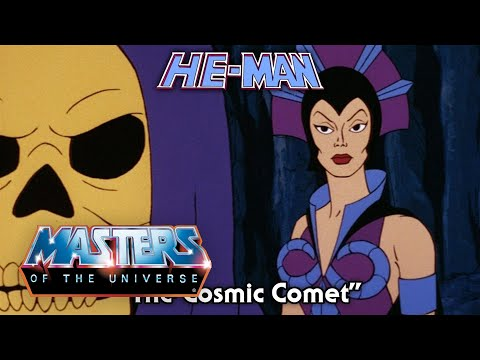 He-Man - The Cosmic Comet - FULL episode