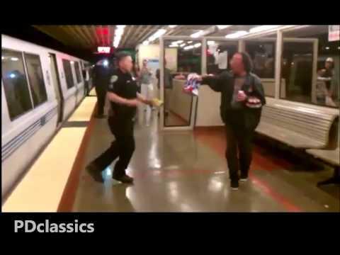 Drunk Man gets Tasered by cop