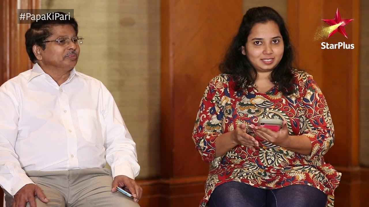 Kullfi Kumarr Bajewala | Sonali Naik and her father