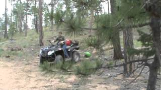 8. Day 1 Test of Arctic Cat 366SE