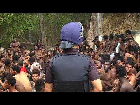 Spanien: Migranten stürmen Nordafrika-Exklave Ceuta
