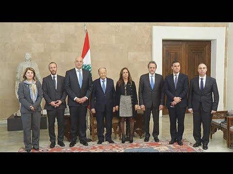 Στο Λίβανο ο ΥΠΕΞ Νίκος Δένδιας