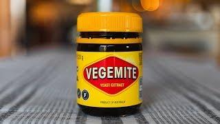 What Does VEGEMITE Taste Like?
