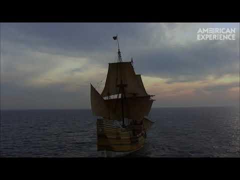 Mayflower Compact - PBS