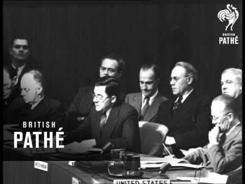 Meeting Atomic Energy Commission (1947)