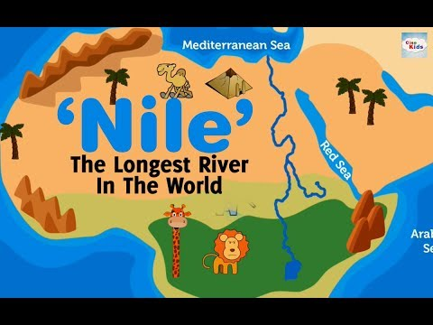 'Nile' - Know More About The Longest River In The World