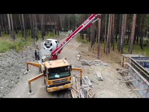 Строительство фундамента под ключ в Химках