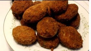 HOW TO MAKE VEGETABLE CUTLET (KERALA SPECIAL)  Videos Recipe