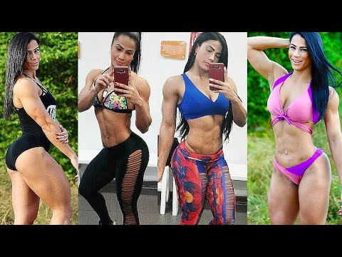 LUZ ECHEVERRIA Colombian Fitness Model Wellness Athlete Competitor FitBody