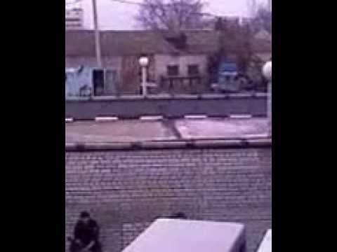 конвой попал в засаду - DomaVideo.Ru