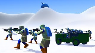 In this video, Josh fights within the 'Hoth' map. Watch as he battle the red army across land and air. Will he lead his team to victory in this battle simulator game? Make sure to leave a comment and drop a like to see some more crazy Ravenfield gameplay videos!• TWITTER - @Slogomanify https://twitter.com/slogomanify• INSTAGRAM - @Slogomanify http://instagram.com/slogomanify• FACEBOOK - https://www.facebook.com/slogomanify• SNAPCHAT - slogomanify• MERCHANDISE - http://slogoman.com• MY CAPTURE CARD - http://e.lga.to/slogo• MY FRIENDS!KWEBBELKOP - https://www.youtube.com/user/kwebbelkopJELLY - https://www.youtube.com/user/JellyYT• CreditsIntro:Electro - Swing  Jamie Berry Ft. Octavia Rose - Delighthttps://www.youtube.com/watch?v=aH5aq4V0Ywk&list=UUUHhoftNnYfmFp1jvSavB-QOutro:Electro Swing  Jazzotron - I Can Swing (Grant Lazlo remix)https://www.youtube.com/watch?v=yniX_HGV0wUhttps://soundcloud.com/jamie-berryhttps://www.facebook.com/flakrecshttps://www.youtube.com/watch?v=TYXHv97kbpsEpidemic Sound - http://bit.ly/1UPtCyxIf you enjoyed the video, you should probably go watch some more!