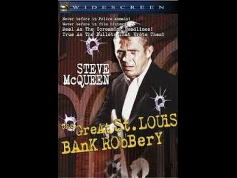 The Great St. Louis Bank Robbery (1959) Film Noir