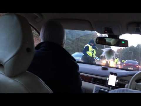 Jak uniknąć porannej kontroli trzeźwości? Kup sobie samochód z Anglii…