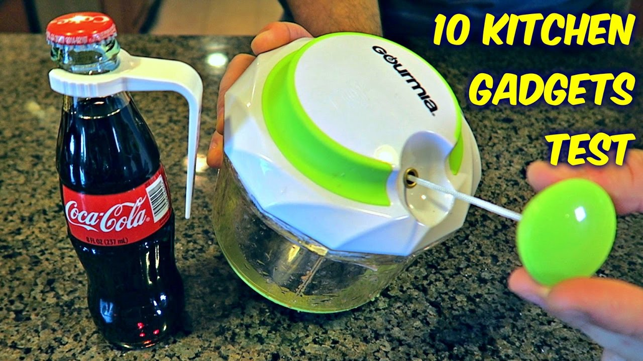 10 Kitchen Gadgets put to the Test – Part 11