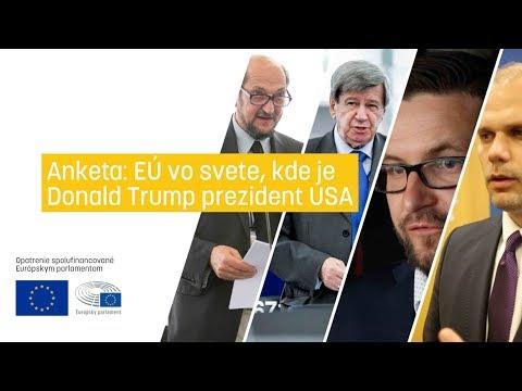 """Čo si má EÚ počať s """"avanturistickou"""" politikou Donalda Trumpa"""