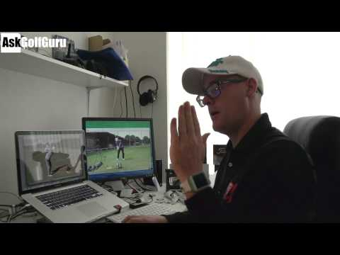 Golf Backswing Higher Hands Lesson