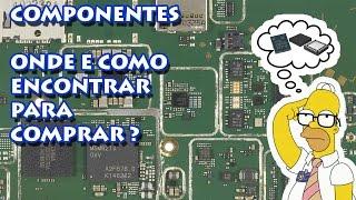 Galera uma dica simples para ajudar a encontrar componentes de placas de celulares e tablets.Download de Manuais Aqui: www.lemcell.com.br