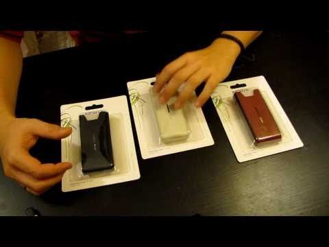 Nokia N8 Carrying Case CP-503 review