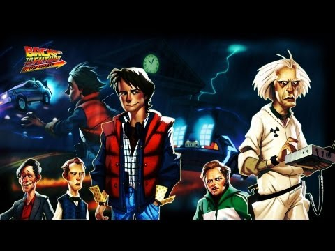 back to the future the game gameplay pc