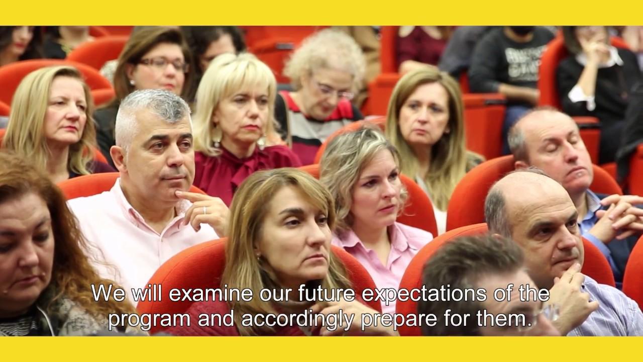 Education Training of Ambassadors 4 Europe, Athens 29-30.10.2016