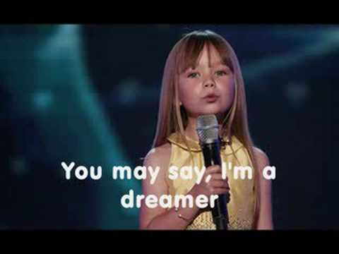Tekst piosenki Connie Talbot - Imagine po polsku