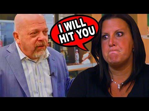 Pawn Star Customers Who THREATENED RICK & CHUMLEE