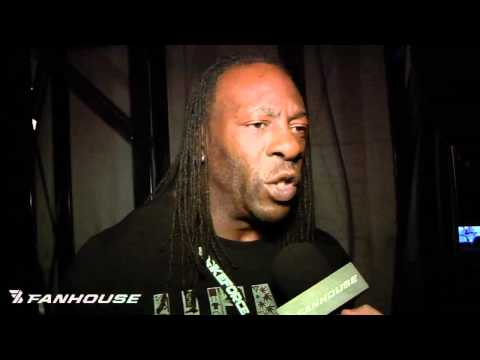 Booker T Bobby Lashley Has More Work to Do in MMA