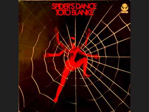 Toto Blanke (Alemania, 1975)  - Spider´s Dance online metal music video by TOTO BLANKE