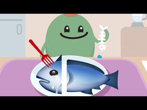 Kids Learn Cooking With Dumb Ways JR Boffo's Breakfast - Fun Cooking Games For Babies
