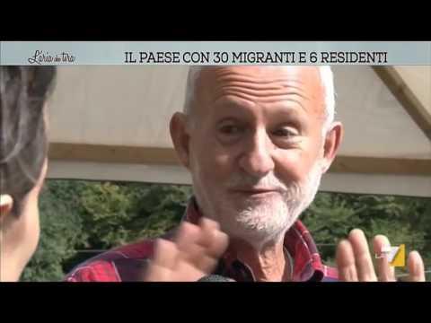 verdeggia: il paese con 30 migranti e 6 italiani