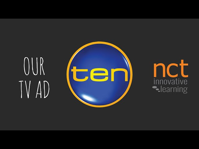 Channel TEN TV Promotion Ad