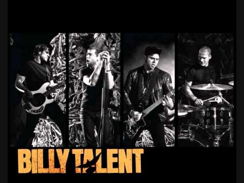 Billy Talent – Fallen Leaves (cover)