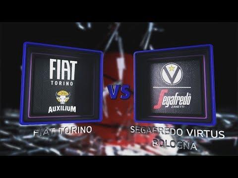 Virtus, gli highlights del match contro l'Auxilium Torino