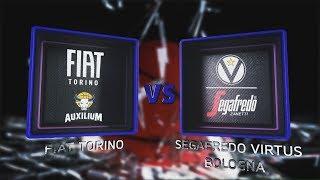 Highlights/ Fiat Torino - Segafredo Virtus Bologna 22º turno LBA Serie A PosteMobile