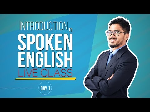 Introduction to Spoken English