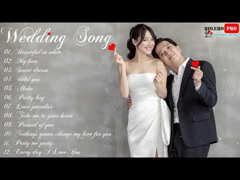 NHẠC CƯỚI TIẾNG ANH HAY NHẤT MỌI THỜI ĐẠI - ĐÁM CƯỚI NHÃ PHƯƠNG TRƯỜNG GIANG - WEDDING SONGS - Thời lượng: 42 phút.