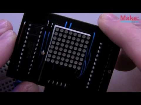 Circuit Skills: LED Matrix