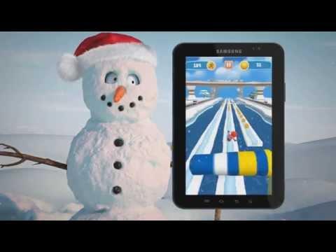 Video of 3D Ice Run