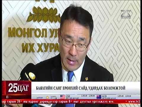 Д.Сумъяабазар: Баялгийн санг Ерөнхий сайд удирдах боломжтой