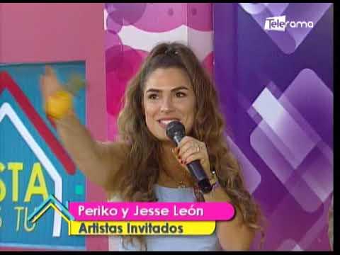 Periko y Jesse León Artistas invitados