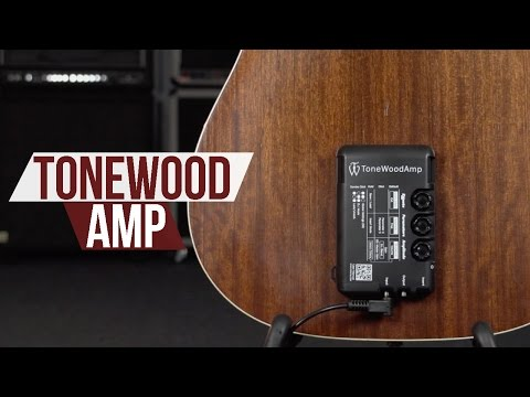 Tonewood Amp - An Amazing Acoustic Guitar Enhancement