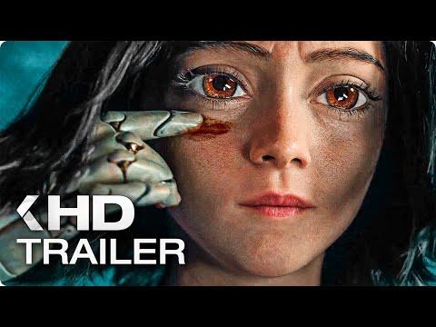 ALITA: BATTLE ANGEL Finaler Trailer German Deutsch (2019)