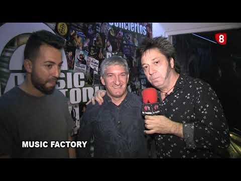 MUSIC FACTORY CONCIERTO A EL ULTIMO DE LA FILA