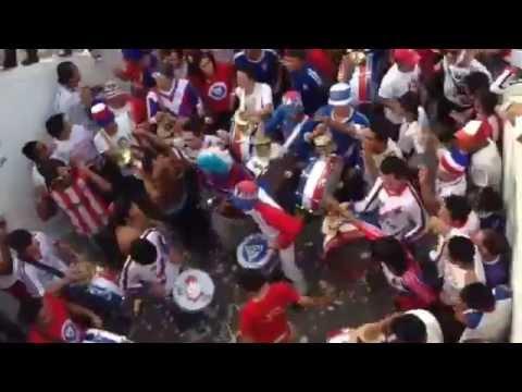 Video - Previa de la ultra fiel [domingo 4 de mayo] || OLIMPIA CAMPEÓN - La Ultra Fiel - Club Deportivo Olimpia - Honduras